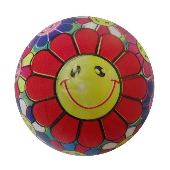 Купить НАША ИГРУШКА Мяч детский Цветы , 21 см [635909], Наша игрушка, Разноцветный, ПВХ, Детские мячи и прыгуны