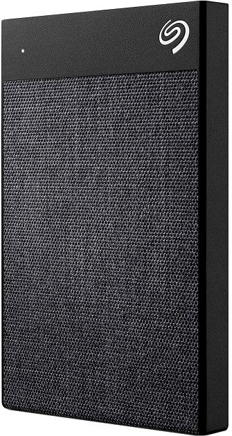 Внешний жесткий диск 1Tb Seagate Backup Plus Ultra Touch Black (STHH1000400), HDD, Черный  - купить со скидкой