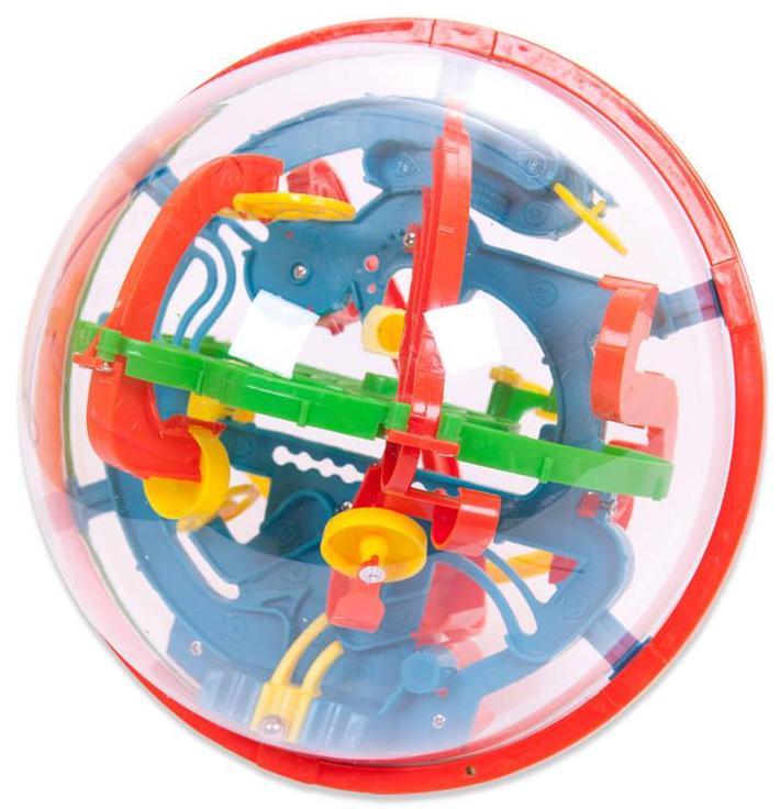 Купить ABTOYS Шар интеллектуальный 3D (100 барьеров) [PT-00564], пластмасса, Головоломки