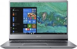 Ультрабук Acer Swift 3 SF314-56G-57HK (NX.H4LER.004) Cеребристый