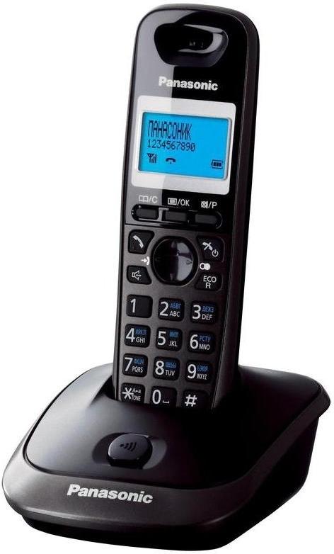 Радиотелефон Panasonic KX-TG2511RUT фото