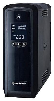 ИБП (UPS) CyberPower CP900EPFCLCD, ИБП интерактивный, Черный  - купить со скидкой