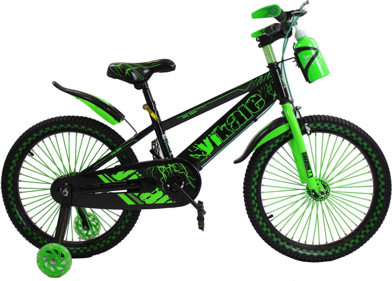 Двухколесный велосипед Vikale V-20 зеленый