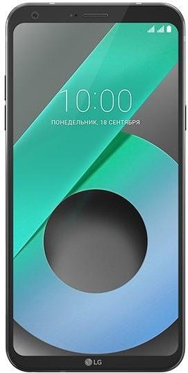 Смартфон LG Q6 M700AN (LGM700AN.A4ISBK) черный