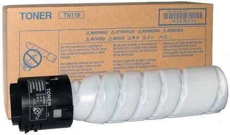 Купить Тонер-картридж Konica-Minolta TN-118 Black (A3VW050), Black (Черный), Китай