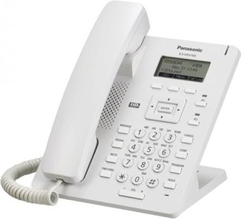 VoIP-телефон Panasonic KX-HDV100RUKX