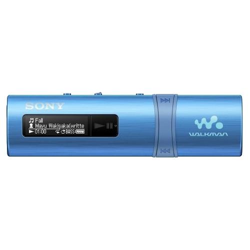 Цифровой плеер Sony NWZ-B183F Blue