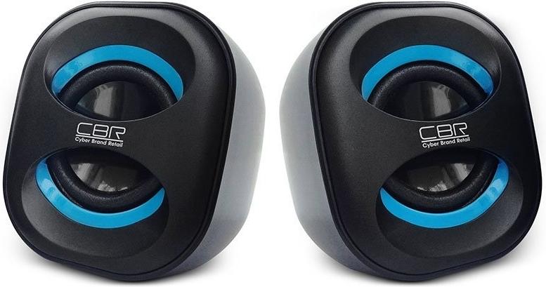Колонки CBR CMS-333 Black/Blue