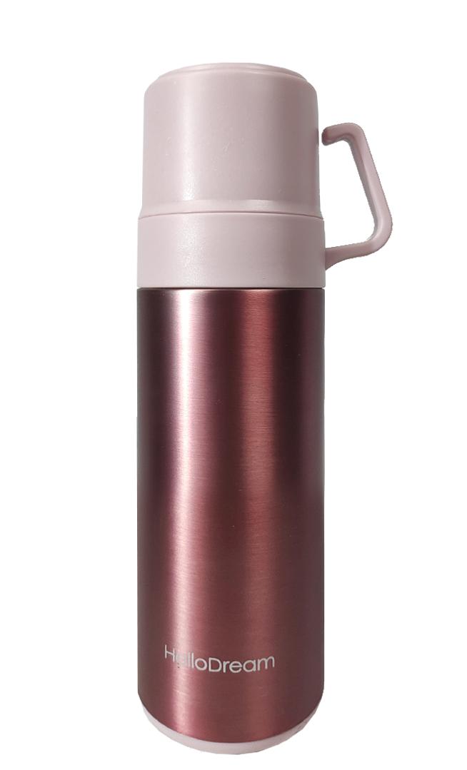 Термос Campinger 8289 0.5 л розовый