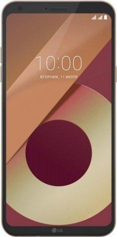 Смартфон LG Q6a M700 16Gb (LGM700.ACISKG) золотой