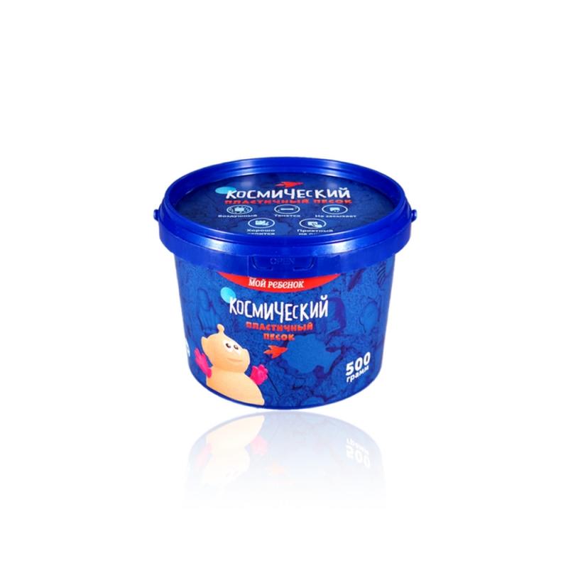 Купить Космический песок Розовый 0, 5 кг [Т57726], Для мальчиков и девочек, Кинетический песок