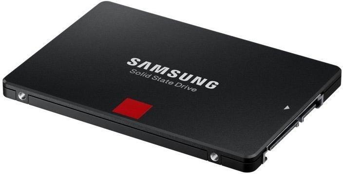 Накопитель SSD 1 Тб Samsung 860 PRO Series (MZ-76P1T0BW) SATA 2.5