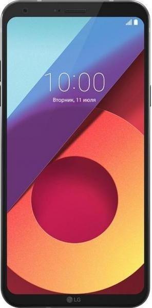 Смартфон LG Q6a M700 16Gb (LGM700.ACISBK) черный