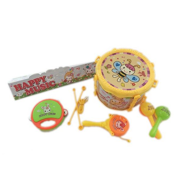 Купить НАША ИГРУШКА Набор музыкальных инструментов Вечеринка , 8 предметов, Детские музыкальные инструменты