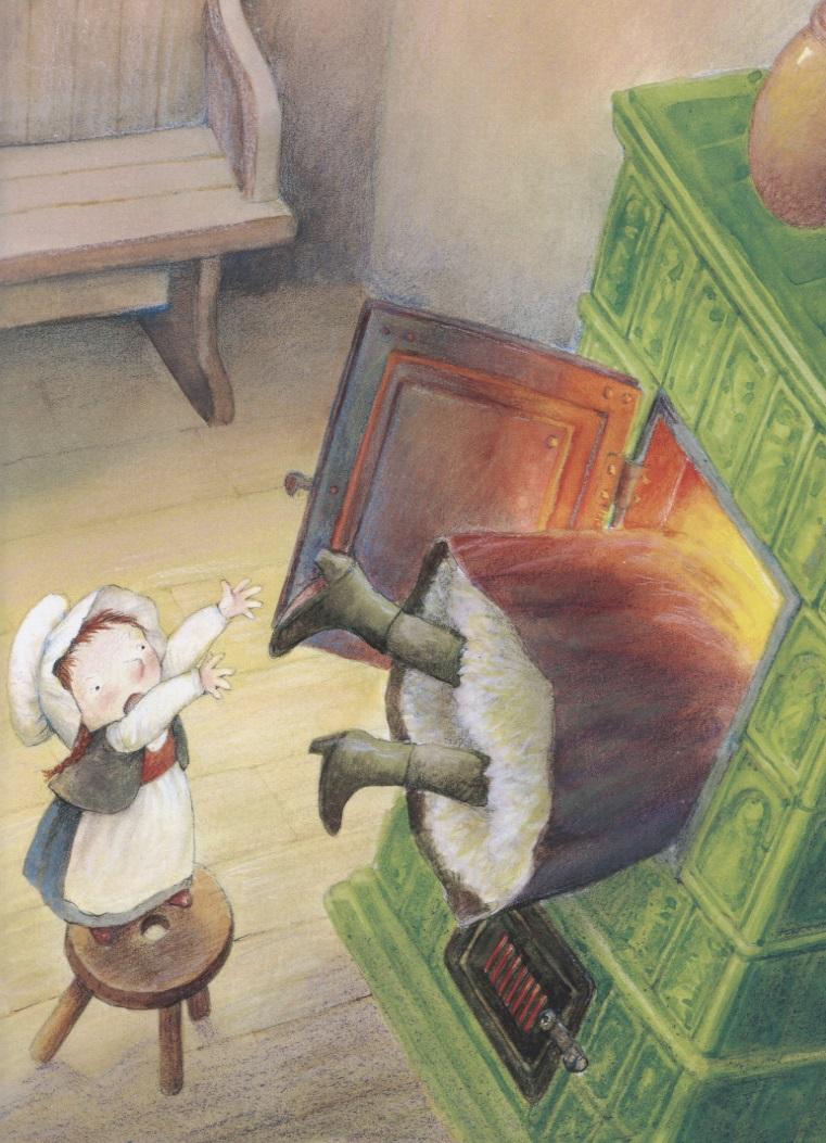 сказка гензель и гретта с картинками коробы композита регулируемой