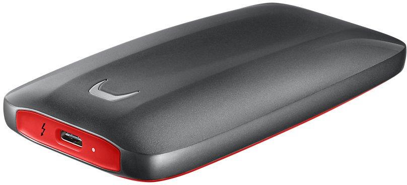 Твердотельный накопитель 500Gb SSD Samsung X5 (MU-PB500B)