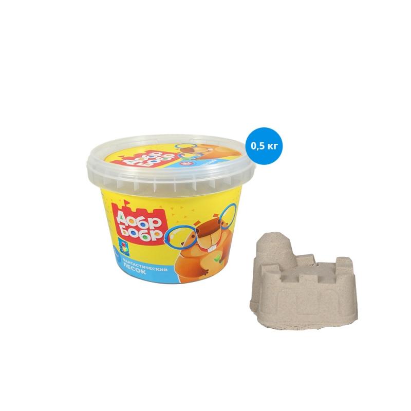 1 TOY Фантастический песок, Классический 0,5 кг [Т10256]