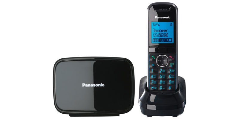 Радиотелефон Panasonic KX-TG5581 RUB