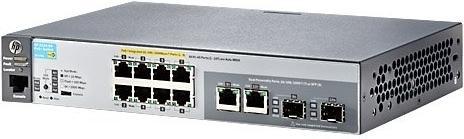 Коммутатор HP Aruba 2530, 8 PoE+ (J9780A) фото