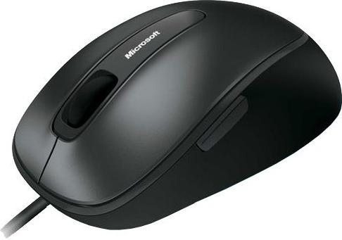 Купить Проводная мышь Microsoft Comfort Optical Mouse 4500 USB Black (4EH-00002), Comfort 4500, Черный, Китай