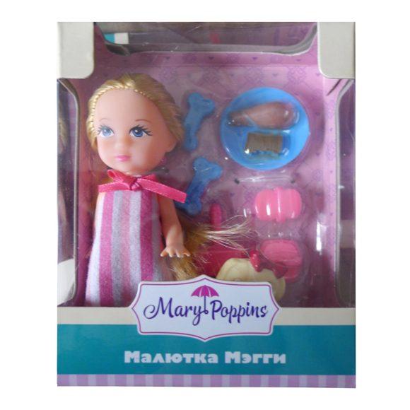 Купить MARY POPPINS Кукла с питомцем Мегги , 9 см [451284], Многоцветный, пластмасса, Текстиль, Куклы и пупсы