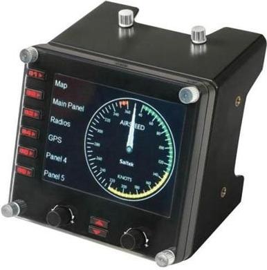 Купить Панель Logitech Saitek Pro Flight Instrument Panel, Китай