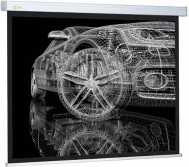 Картинка для Экран Cactus 206x274см Wallscreen CS-PSW-206x274 4:3 настенно-потолочный рулонный белый