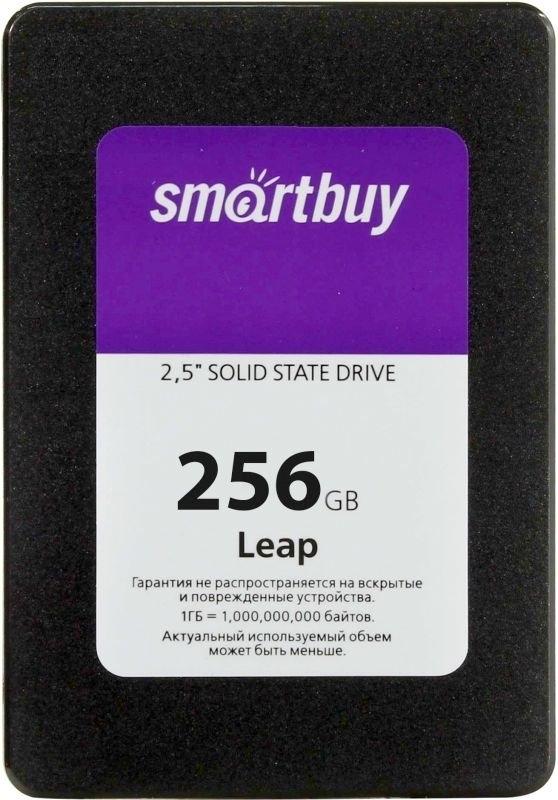 Твердотельный накопитель 256Gb SSD SmartBuy Leap (SB256GB-LP-25SAT3)
