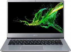 Ноутбук Acer Swift 3 SF314-58-71HA (NX.HPMER.001) серебристый