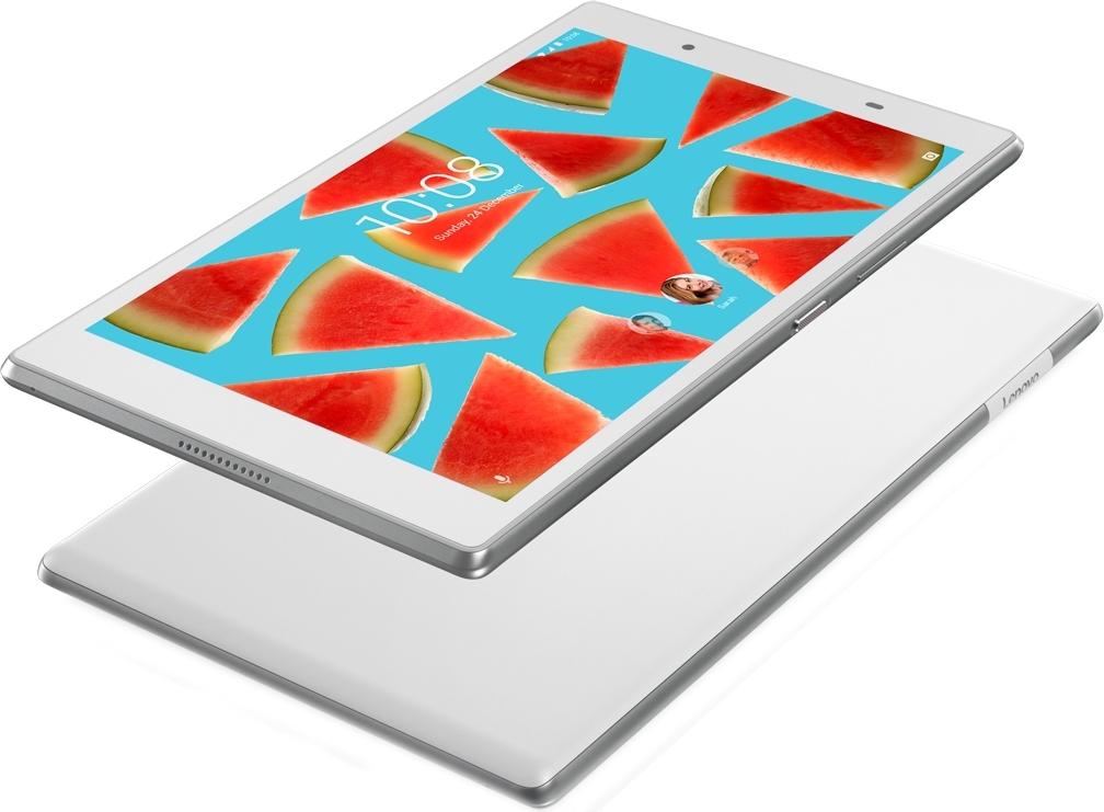 Планшет Lenovo Tab 4 TB-8504X (ZA2D0059RU) White