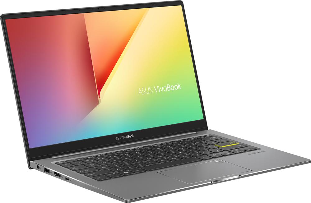 Ноутбук Asus VivoBook S13 S333JQ-EG008T (90NB0QS4-M00240) черный фото