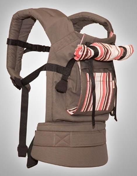 Купить BREVI Слинг-рюкзак Актив , цвет: бежевый [SBP002], Бежевый, Хлопок, эластан, Детские товары для прогулок и путешествий