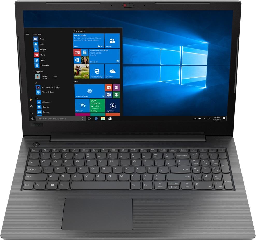 Ноутбук Lenovo V130-15IKB (81HN010WRU) серый, Серый, Китай  - купить со скидкой