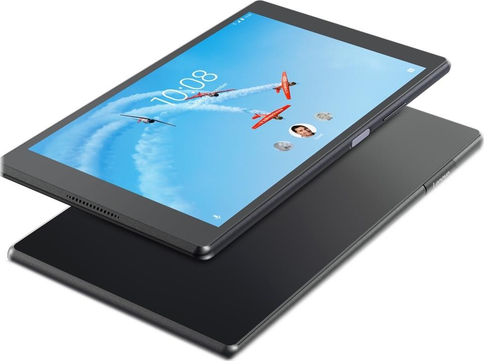 Планшет Lenovo Tab 4 TB-8504X (ZA2D0036RU) Black