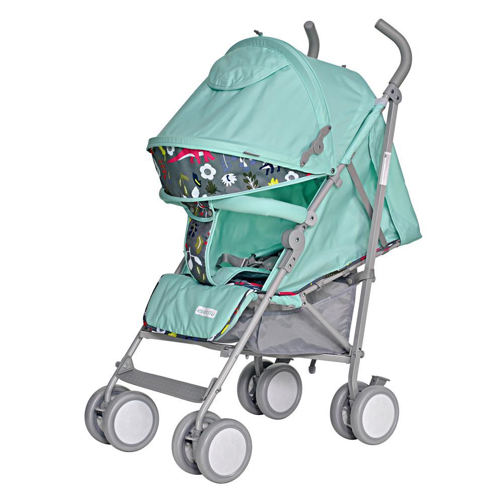 Купить УТ000001426, EVERFLO Коляска трость Dino E-109 Light Blue [E-109 Dino], Детские коляски
