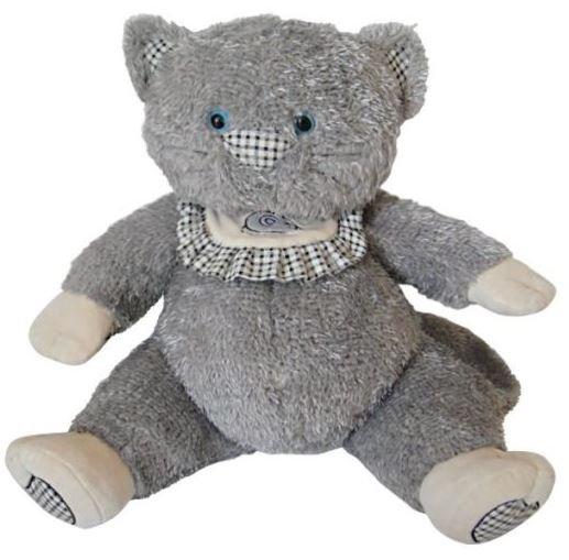 Купить FLUFFY FAMILY Мягкая игрушка Кот Пузик , 50 см [681187], Текстиль, плюш, Для мальчиков и девочек, Мягкие игрушки