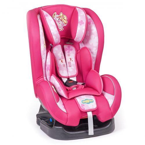 Купить 12356636, СМЕШАРИКИ Автокресло группа 0+/1(0-18кг/0-4года) розовый Нюша, [SM/DK-200 Nyusha], Детские автокресла