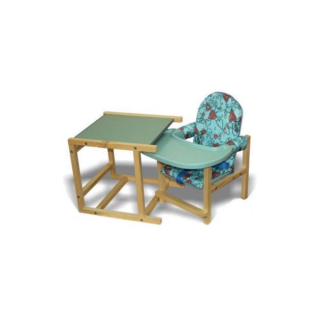 12357997, ВИЛТ Стол-стул Стд-70 розовый [СТД0706], Стульчики для кормления малышей  - купить со скидкой