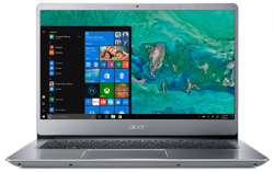 Ультрабук Acer Swift 3 SF314-54-87RS (NX.GXZER.005) Cеребристый