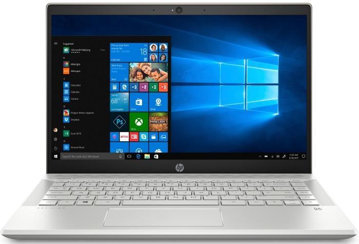 Купить Ноутбук HP Pavilion 14-ce1008ur (5SU45EA) золотистый, Золотистый, Китай