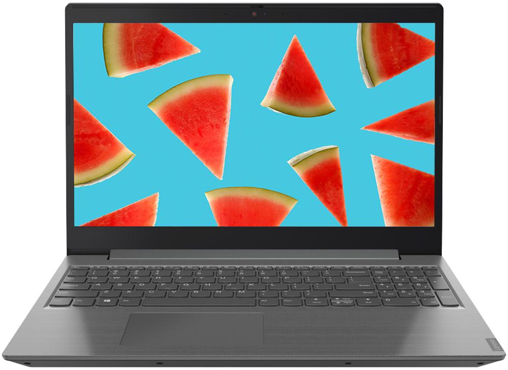 Ноутбук Lenovo V155-15API (81V5000URU) серый фото