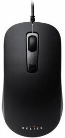 Проводная мышь Oklick 155M Optical mouse Black USB