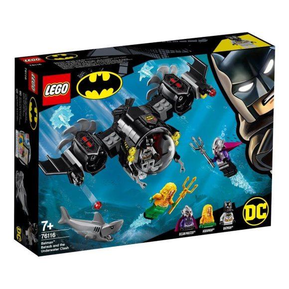 Купить Конструктор LEGO Super Heroes Подводный бой Бэтмена [76116], Разноцветный, пластмасса, Конструкторы