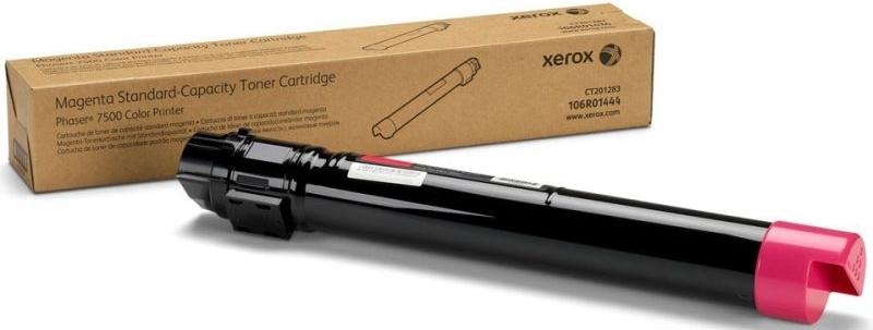 Тонер-картридж Xerox 106R01444 Magenta фото