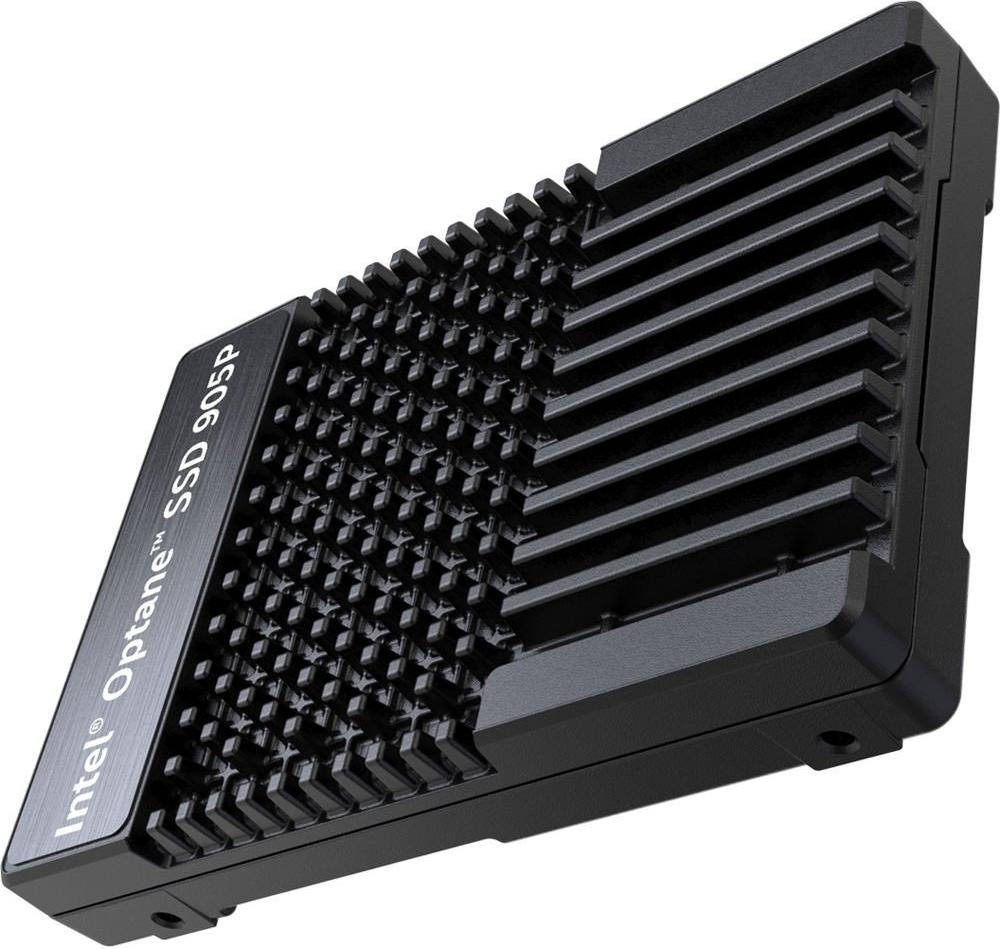 Накопитель SSD 480 Гб Intel Optane 905P (SSDPE21D480GAM3 959526) SATA 2.5