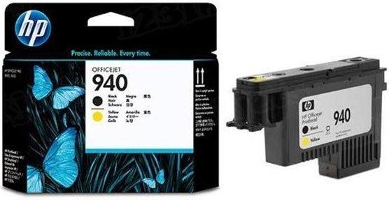 Купить Набор печатающих головок HP 940 Black/Yellow (C4900A), Набор цветов, Китай