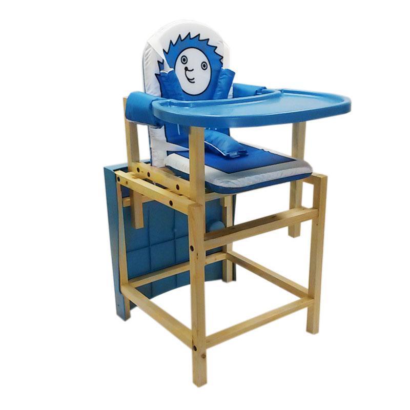Купить 12358002, BABYS Стол-стул для комления серия лакированный [HEDGY], Стульчики для кормления малышей