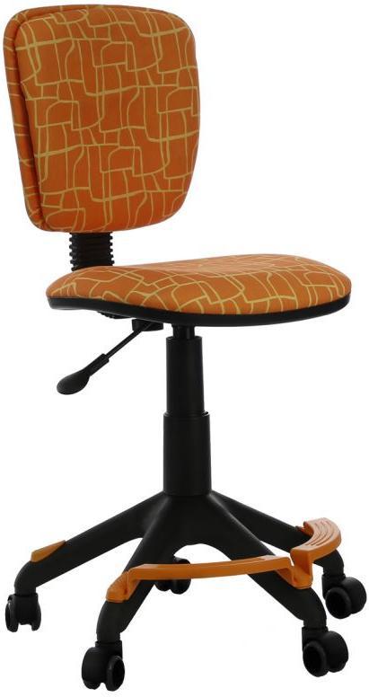 Детское кресло Бюрократ CH-204-F/GIRAFFE оранжевое фото