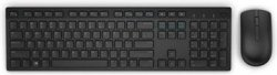 Комплект клавиатура + мышь Dell KM636 Wireless Keyboard and Mouse Black USB 580-ADFN