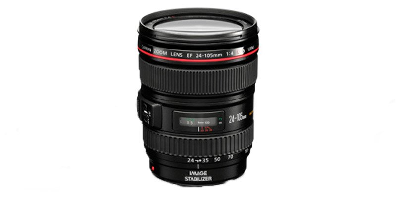 Объектив Canon EF 24-105mm f/4L IS USM 0344B006